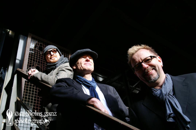 Die Musikgruppe Piet van den Borst & Band im Jahre 2015.